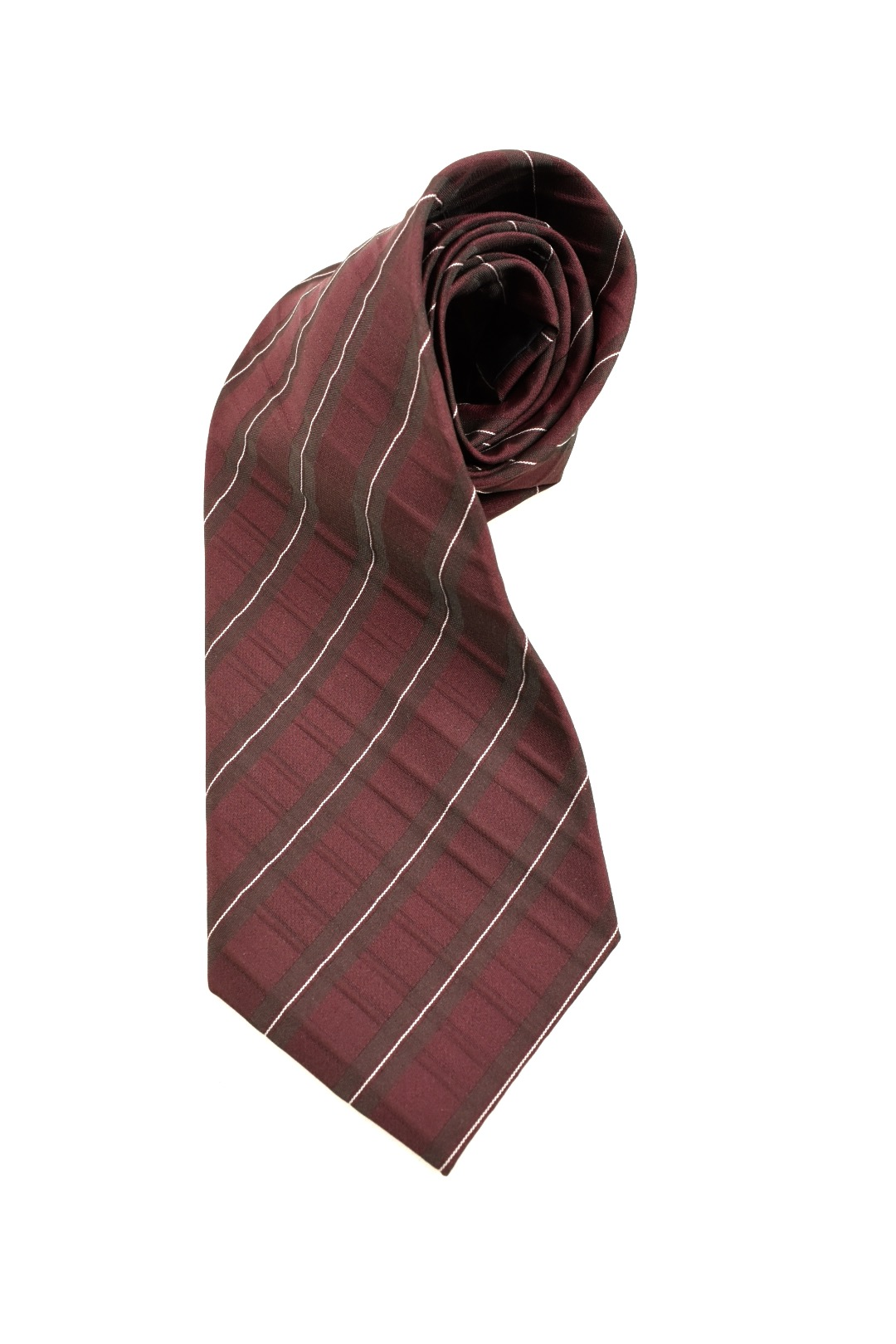 410bb96662ee BEVERLY HILLS POLO CLUB striped tie | | Modaville